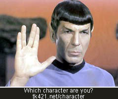 Which Fantasy/SciFi Character Are You?