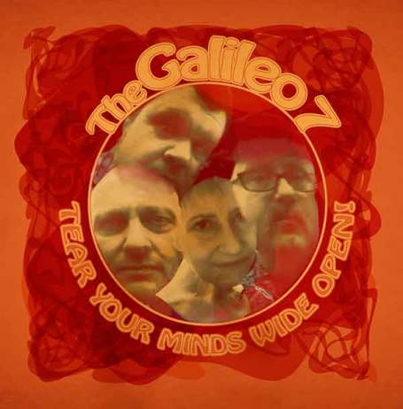 Galileo 7 LP Sleeve