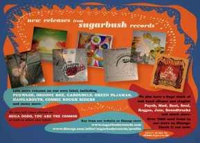 Ad for Sugarbush Records