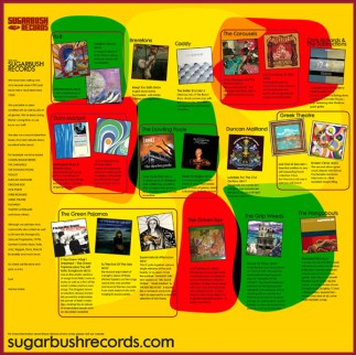 Sugarbush Records LP Catalogue