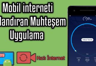Mobil internet Hızlandıran Yöntem | ANDROİD