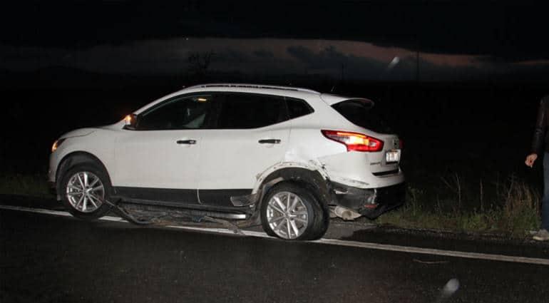 Konya Beyşehir'de zincirleme trafik kazası: 2 ölü, 2 yaralı 2