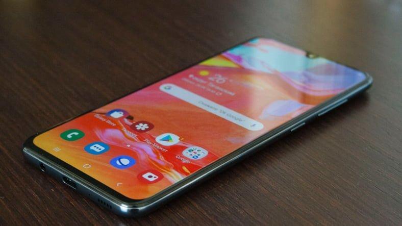 Samsung Galaxy A70s Format Atma Sıfırlama Reset 4