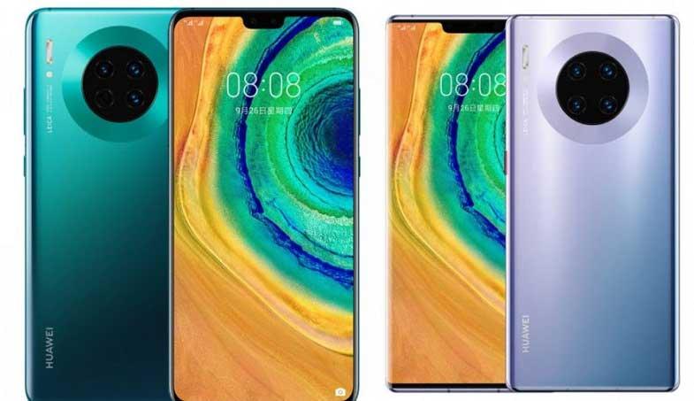 Huawei Mate 30 Pro ve Mate 30 bir güncelleme daha alıyor 3