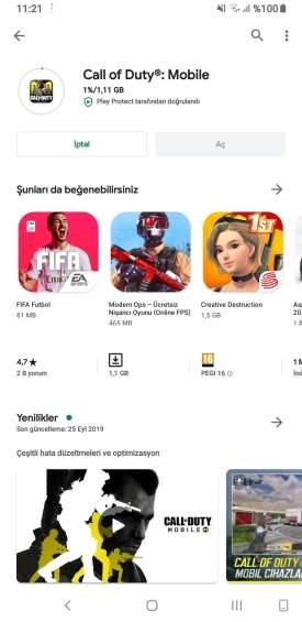 Call of Duty Mobile Artık Türkiye'de indiriliyor ! 23