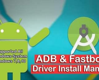 Android ADB Driver Yükleme Rehberi