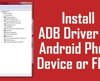 Android ADB Driver