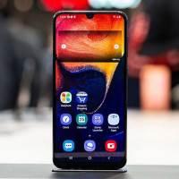 Samsung Galaxy A50 güncelleme tarafında çok hızlı