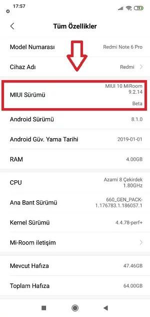 Xiaomi Rootsuz Uygulama Kaldırma 4