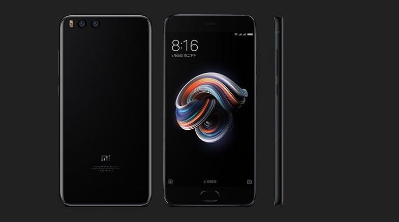 Xiaomi Mi Note 3 için beklenen güncelleme yayınlandı 4