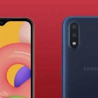 Samsung Galaxy A01 Format Atma Sıfırlama Yöntemi