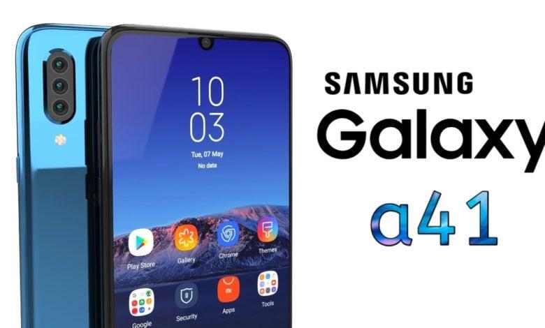 Samsung Galaxy A41 ve A31'in Kamera ve Batarya Özellikleri 8