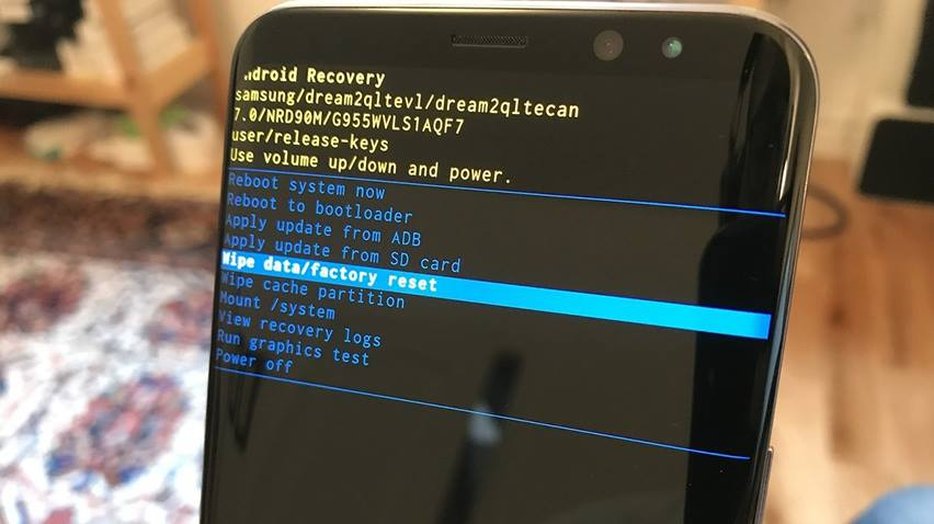 Samsung Galaxy A8 Star Format Atma Sıfırlama Yöntemi 30