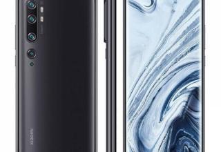 Xiaomi Mi Note 10 – Teknik Özellikleri