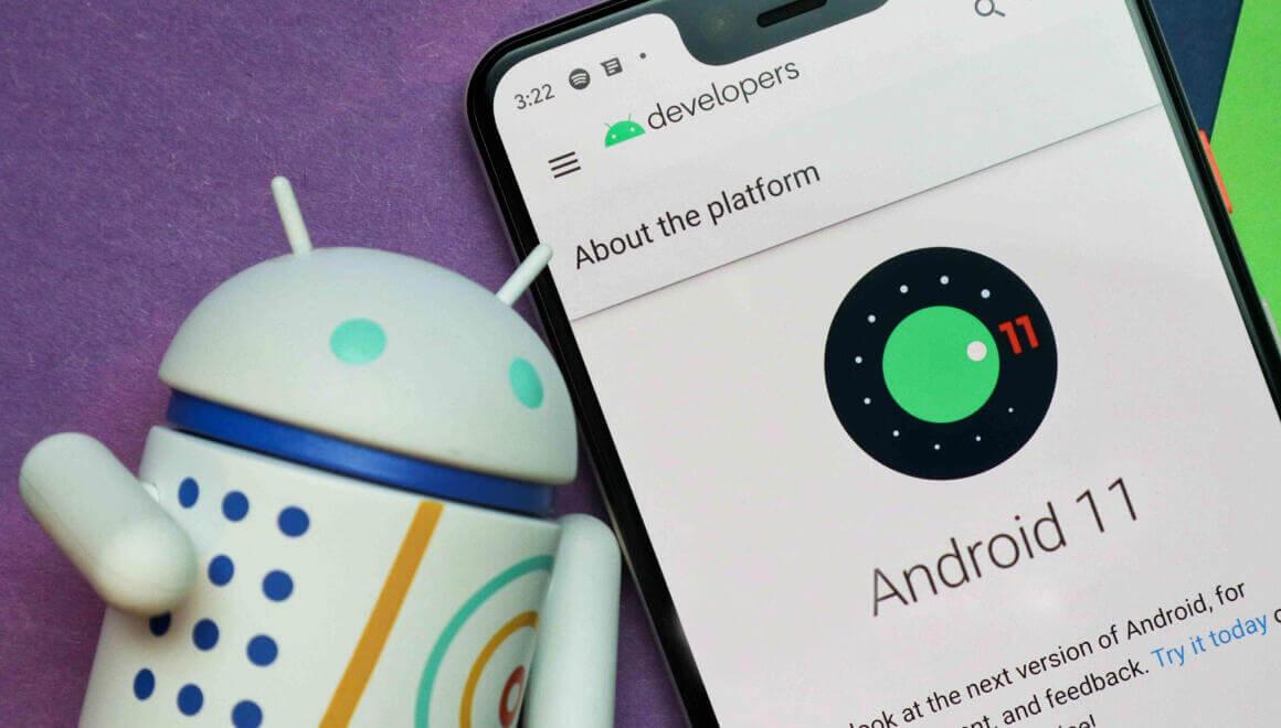 Nihayet Merakla Beklenen, Android 11 Yayınlandı 1