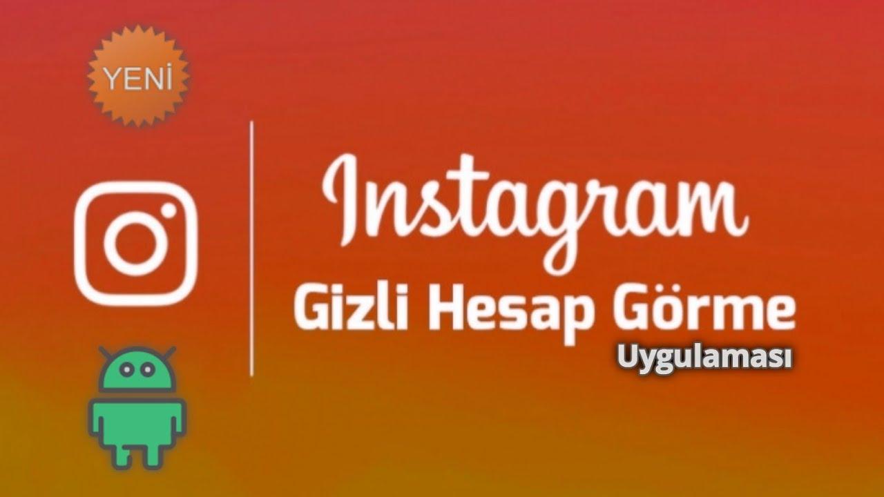 Instagram Gizli Hesap Gösteren Uygulama - Gerçek mi? Yoksa Hikaye mi? | ANDROID 1