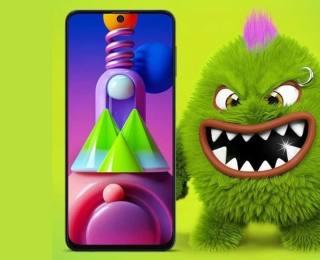 Samsung Galaxy M51 Türkiye'de Satışa Sunuldu