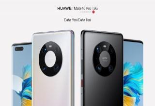 Huawei Mate 40 Pro Türkiye'de Satışa Sunuldu