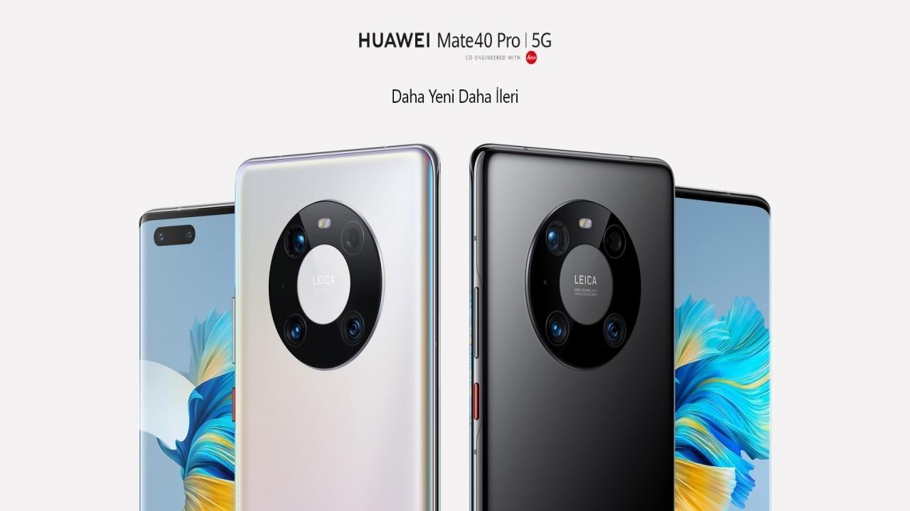 Huawei Mate 40 Pro Türkiye'de Satışa Sunuldu 9