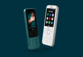 Nokia 6300 4G ve 8000 4G Resmi Olarak Duyuruldu