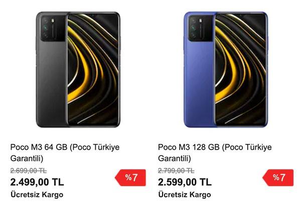 Poco M3 Türkiye'de Satışa Sunuldu 14