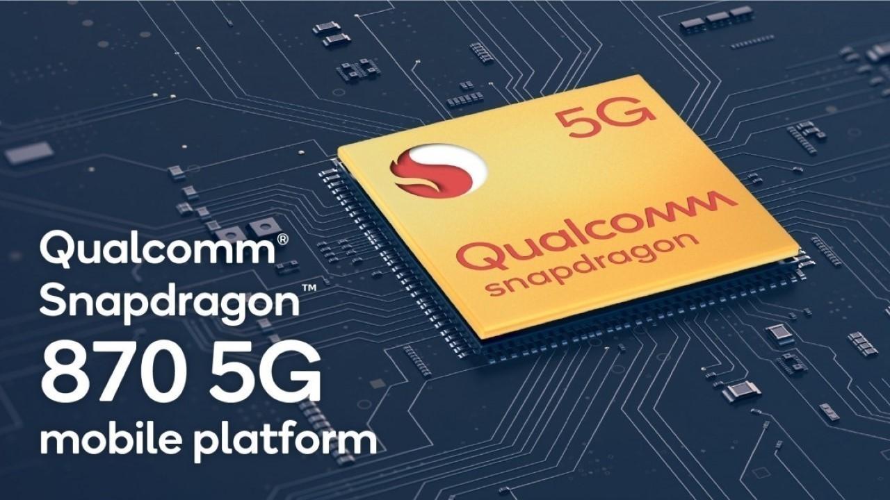 Snapdragon 870 5G İşlemci Duyuruldu 10