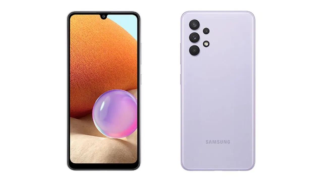Samsung Galaxy A32 4G Resmi Olarak Duyuruldu 8