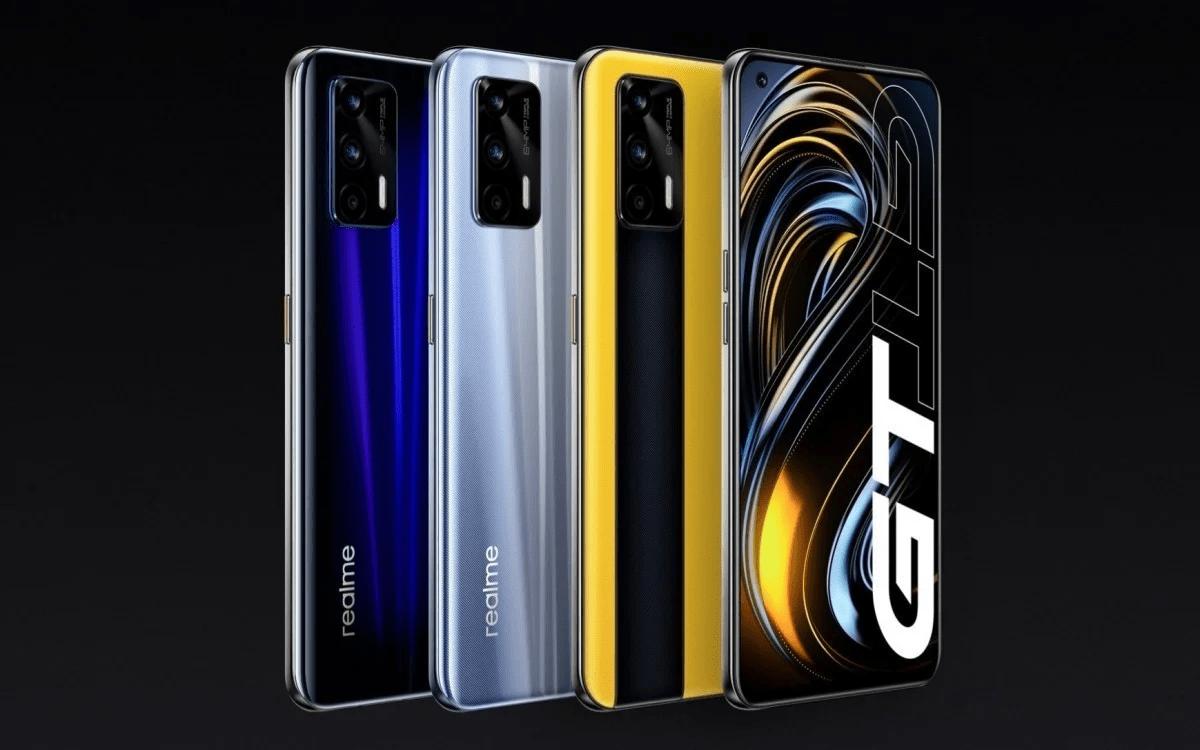 Realme GT 5G Resmi Olarak Duyuruldu 8