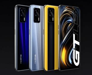 Realme GT 5G Resmi Olarak Duyuruldu