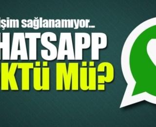 Son dakika – WhatsApp ve Instagram çöktü! İlk açıklama geldi
