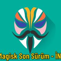 Magisk Son Sürüm v23 indir (Magisk Manager Gerekli Değildir)