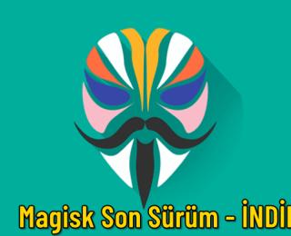 Magisk Son Sürüm v22 indirin (Magisk Manager Gerekli Değildir)