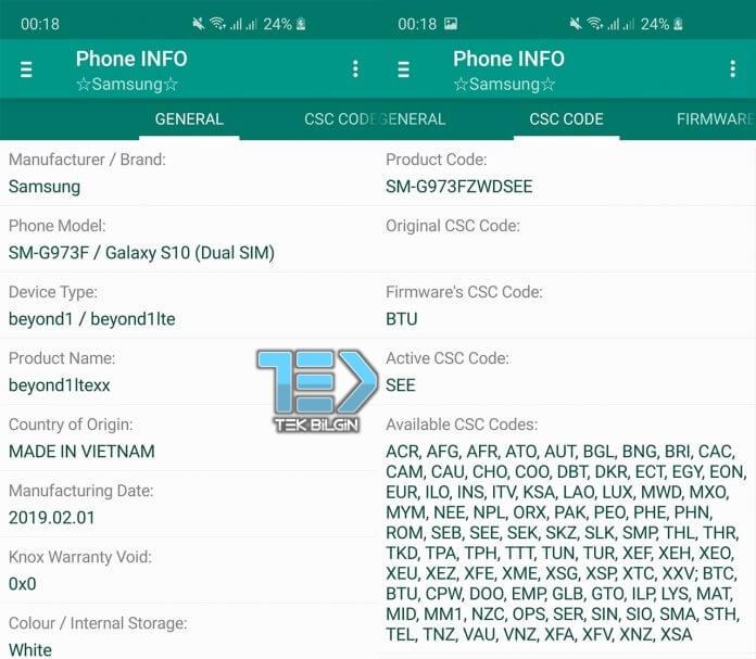 Frija Uygulaması - En Son Samsung Firmware Dosyalarını indir 14