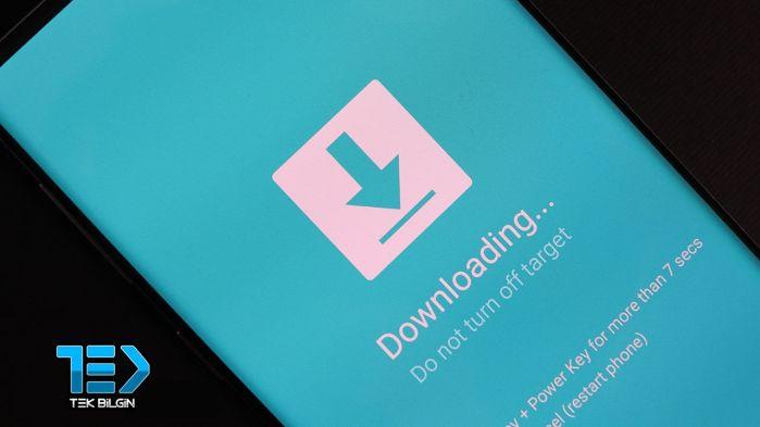 Samsung Galaxy A82 5G'de Stok Yazılımını indirme ve Flash Etme Yöntemi 34