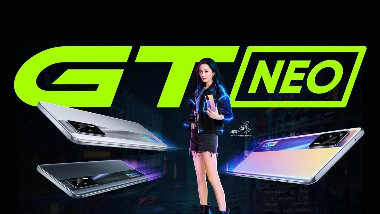 Realme GT Neo Resmi Olarak Duyuruldu 13