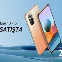 Redmi Note 10 Pro Türkiye'de Satışa Sunuldu