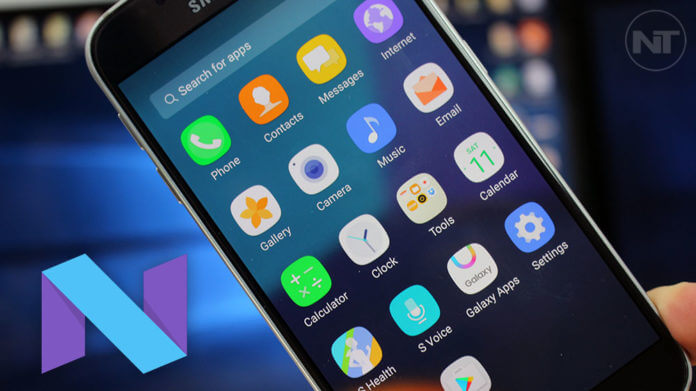 Samsung Galaxy S6 ve S6 Edge'e TWRP Yükleme - Android 7.0 Nougat 4
