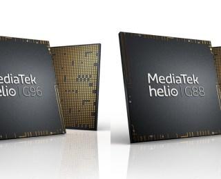 MediaTek, Helio G96 ve Helio G88 İşlemcisini Duyurdu