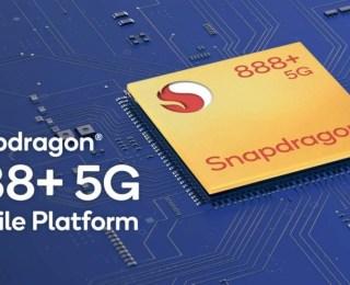 Qualcomm, Snapdragon 888+ İşlemcisini Duyurdu