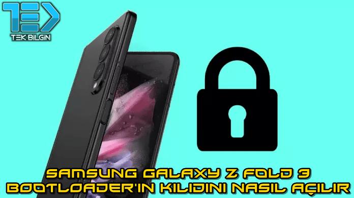 Samsung Galaxy Z Fold 3 Bootloader'ın Kilidi Nasıl Açılır? 10