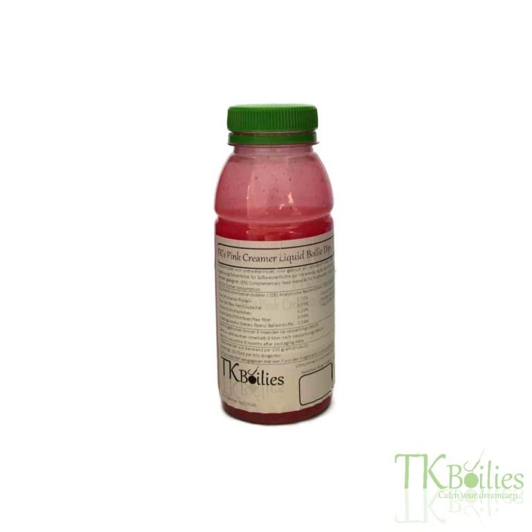 Pink Creamer Liquid Boilie Dip