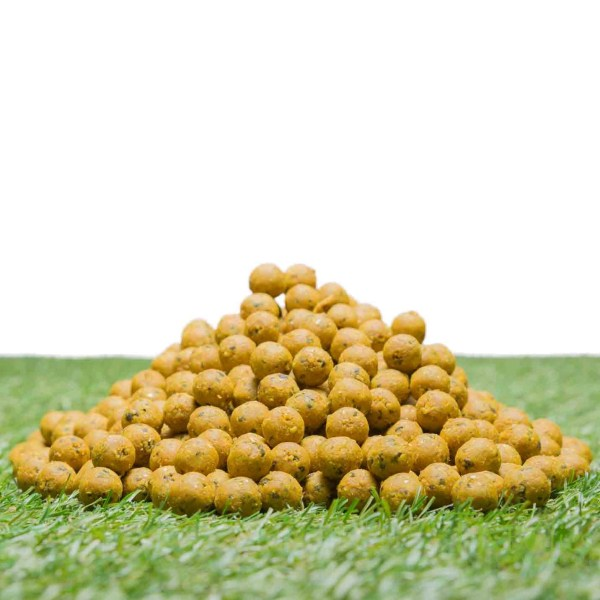 Yellow Victory Boilies