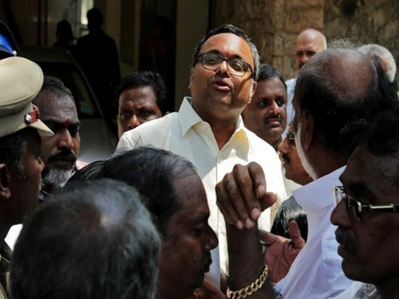 'Go to hell': Karti Chidambaram's reply to CBI over phone passwords