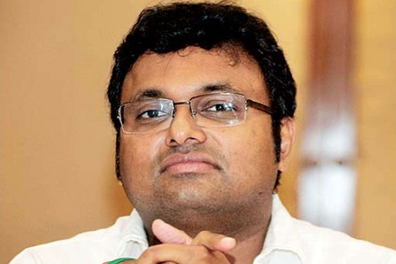 Supreme Court transfers Karti Chidambaram's challenge to ED summons to HC