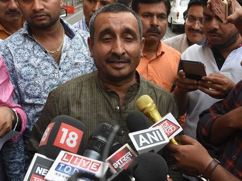 CBI detains woman aide of Sengar