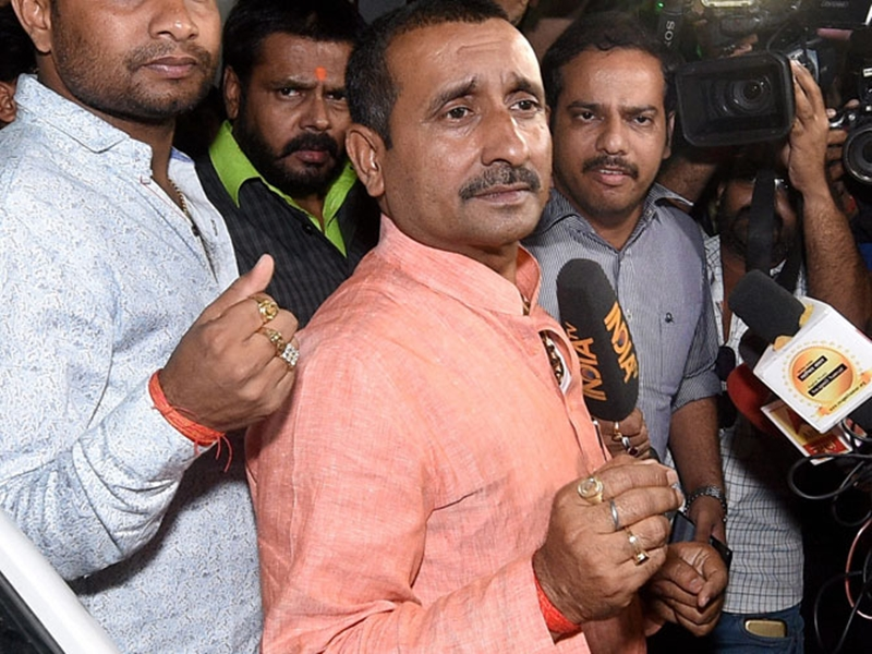 Unnao rape: CBI makes second arrest; Sengar sent to seven-day custody