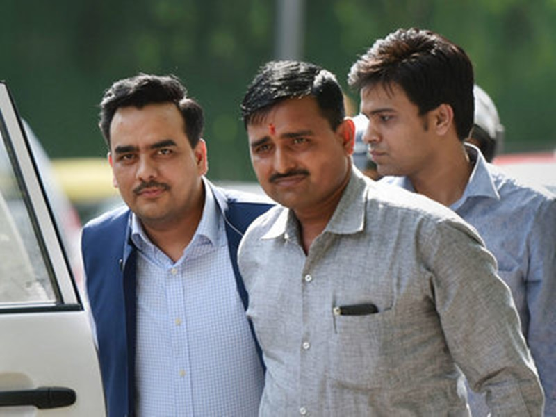 Upendra Rai raids: CDRs of ED officer, ex-corporate affairs joint secy under probe