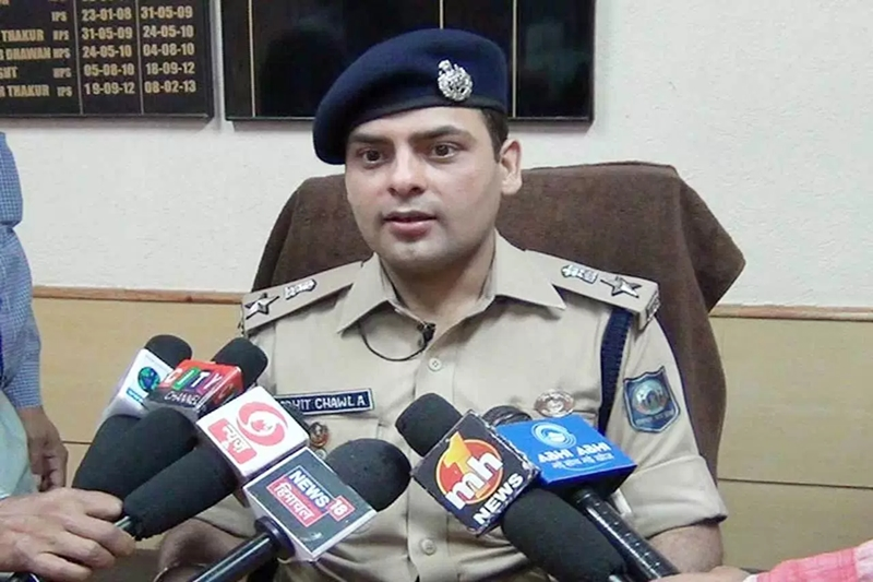 Kasauli killing: SP, DSP shifted out of Solan