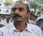 Sacked IPS officer Sanjiv Bhatt