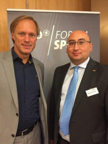 Gerhard Delling & Muhammed Kocer